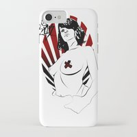 girl power iPhone & iPod Cases featuring Girl Power by Sirenphotos