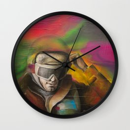 G POWER Wall Clock