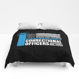 Correctional Officers American Christian Comforters