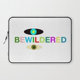 Bewildered Laptop Sleeve
