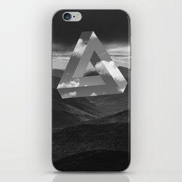 triangle 2 iPhone Skin