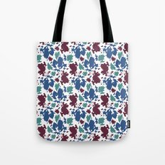 Frogs during Summer Tote Bag