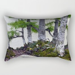 Shamrocks Rectangular Pillow