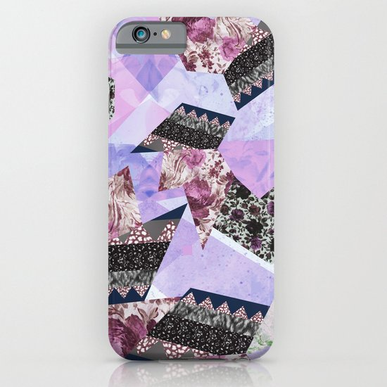 FLORAL HYPNOSIS  iPhone & iPod Case