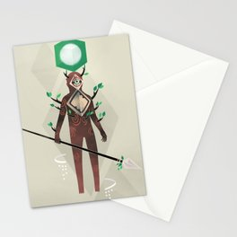 The Forest Guardian Stationery Cards