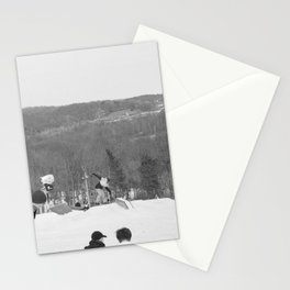 mountain manager Stationery Cards