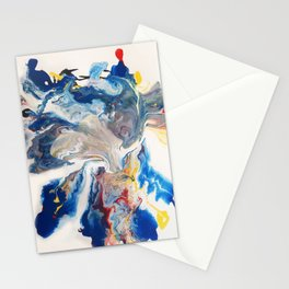 Colors Strom Stationery Cards