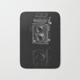 Medium Format Film Camera Bath Mat