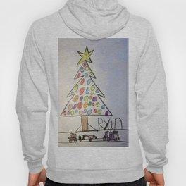 Christmas Tree Train Hoody