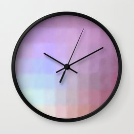 Blue Beacon Wall Clock