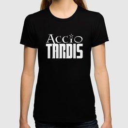 Accio Tardis T-shirt
