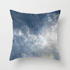 Ciel au Lait Throw Pillow