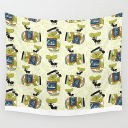 The Pickle Thief Pattern Wall Tapestry