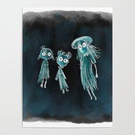 Coraline Ghost Children Poster