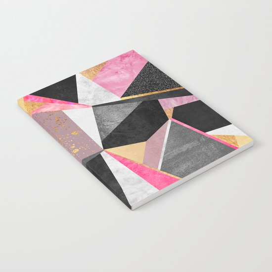 Geometry / Pink Notebook