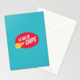 Sac de chips Stationery Cards