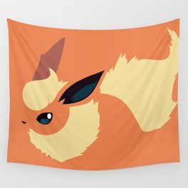 Flareon Wall Tapestry