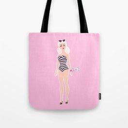 Hey Barbie Vintage ! Tote Bag
