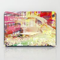 england iPad Cases featuring Old England by Ganech joe