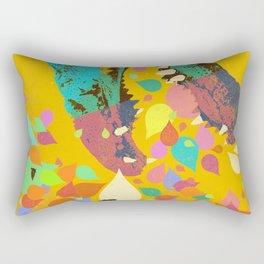 CROCODILE TEARS Rectangular Pillow
