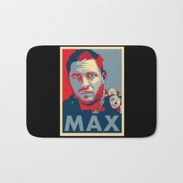 "Max ""Hope"" Poster Bath Mat"