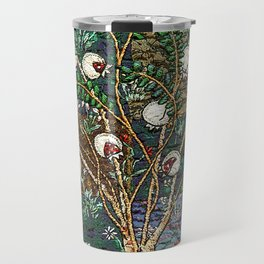 Pomegranate tree Travel Mug