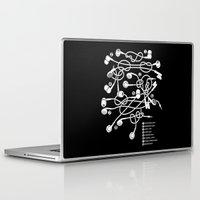 pocket Laptop & iPad Skins featuring Sailor's Pocket by Tobe Fonseca