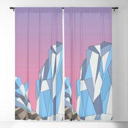 ANTARCTICA Blackout Curtain