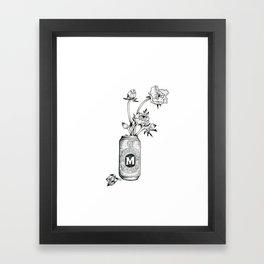 Melbourne Bitter Framed Art Print