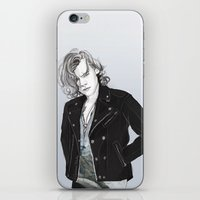 coconutwishes iPhone & iPod Skins featuring Biker Styles by Coconut Wishes