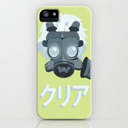 Clear. iPhone Case