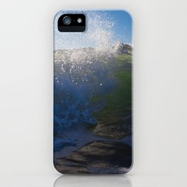 Breaking Tide iPhone Case