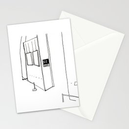 Orsay Museum in Paris Stationery Cards