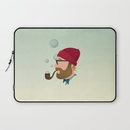 Soap bubble Hipster Laptop Sleeve