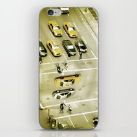 escher iPhone & iPod Skins featuring Escher Intersection by Vin Zzep