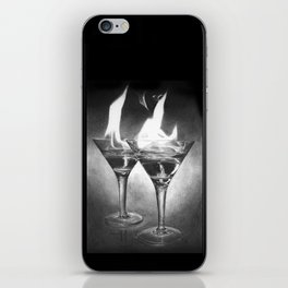 Hot Drink iPhone Skin