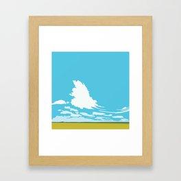 Midwest Framed Art Print