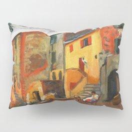 Charles Camoin - Village Street, Collioure Pillow Sham