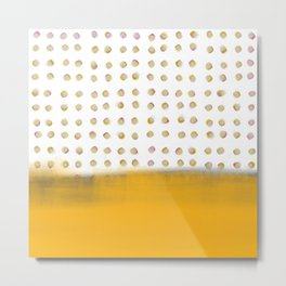 dot dot dot Metal Print