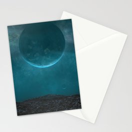Absolute Zero Stationery Cards