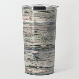 Old Rotten Wood Travel Mug