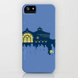 Sant Antoni, Barcelona iPhone Case