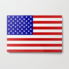 Original American flag Metal Print