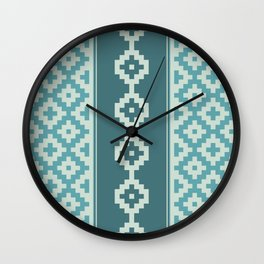 Pampa Chic 01 Wall Clock