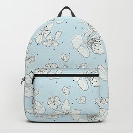 Cherry blossom flowers Backpack