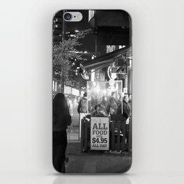 All food iPhone Skin