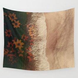 Ocean Gypsy III Wall Tapestry