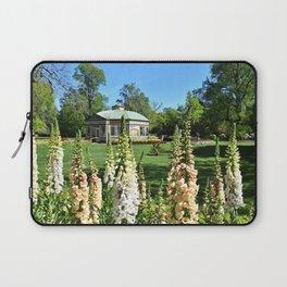 Ballarat Botanical Gardens in Spring Laptop Sleeve