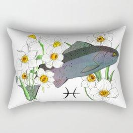 Pisces Rectangular Pillow