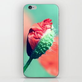 Poppy 2 iPhone Skin